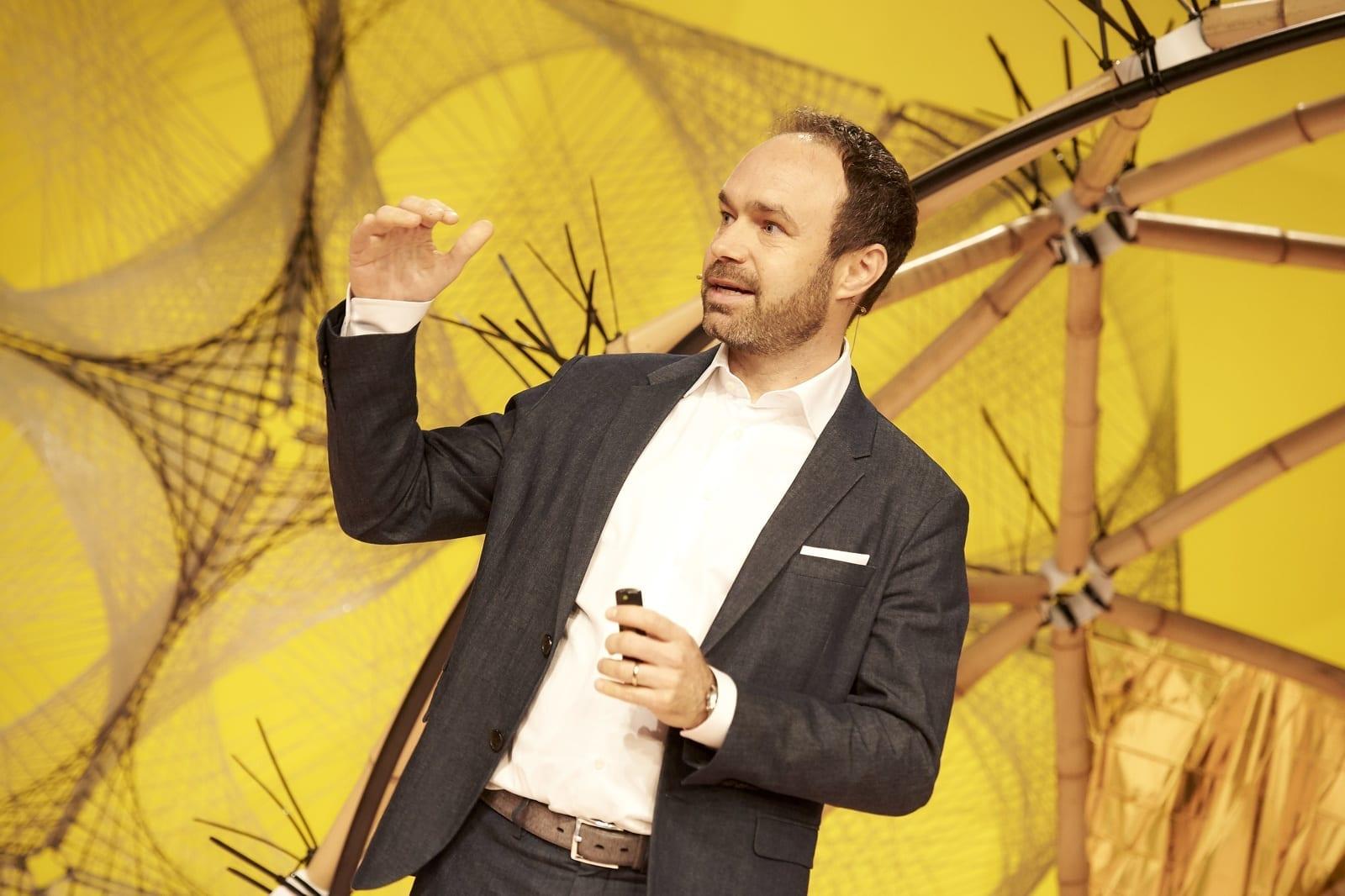 Future Day Presentation - Simon Sagmeister - Business Culture Institute